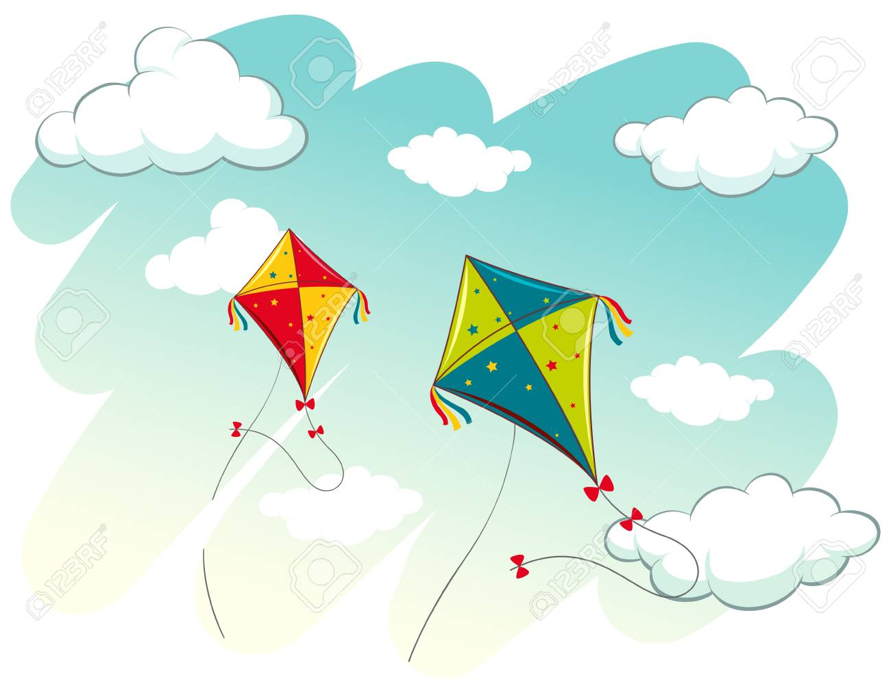THESE KITES I FLY